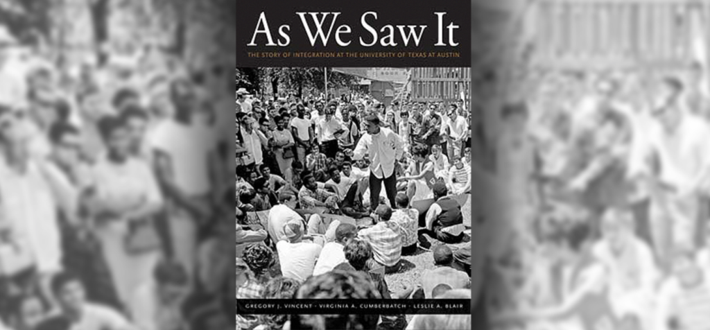 as we saw it book cover