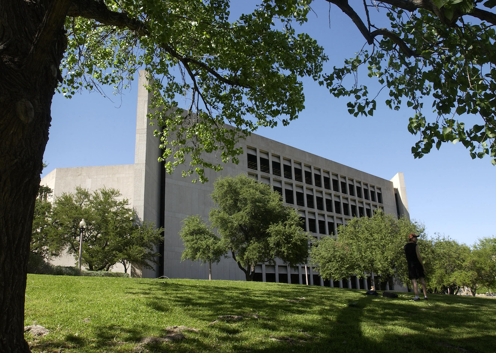 PCL Library at UT Austin