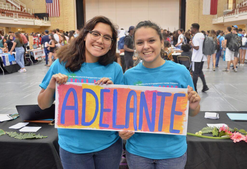 Adalante UT event photo